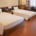 phòng khách sạn Phú Thọ quận 11 loại deluxe 2 giường