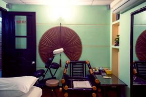 Phòng VIP Nhật Bản dịch vụ massage Khách sạn Phú Thọ Quận 11