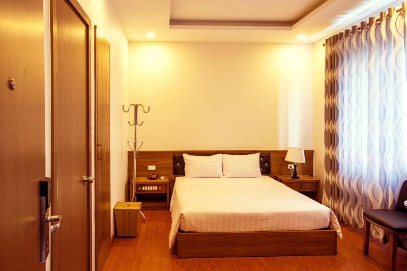 khách sạn Phú Thọ quận 11 phòng standard